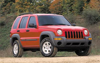 2002 Jeep Liberty (File Photo)