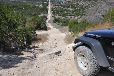 09 Jk Rubicon On The Edge