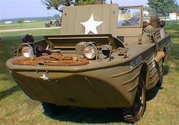 1942 Army Jeep (SEEP)!