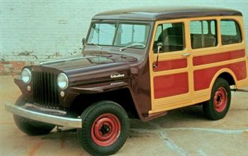 1949 Willys Station Wagon!