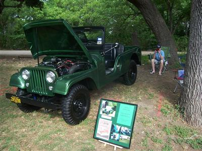 Craig's 1956 Willys CJ6