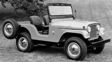 1966 Jeep CJ5!