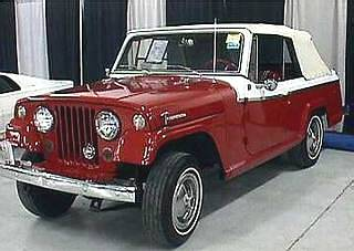 1967 Jeepster!