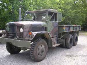 Off Road Trucks 1967 Kaiser 6x6 Truck!