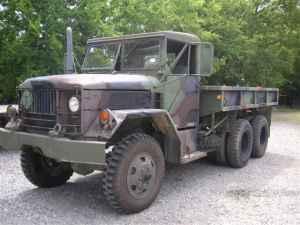 Off Road Trucks 1967 Kaiser 6x6 Truck!
