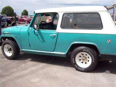 The Jeepster: Jeep or Car?