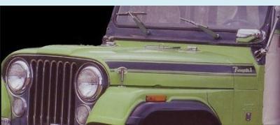 1970 CJ (File Photo)