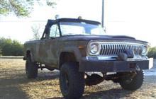 Johnny's 1974 J20 Pickup