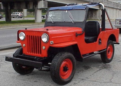 1976 Mahindra Jeep Restored!