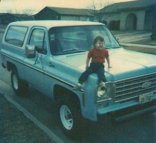 1976 Chevy K5 Blazer!