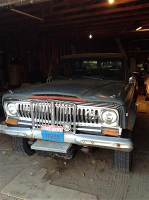 Have 4 other grills:  Wagoneer, Gladiator, J10, and J20