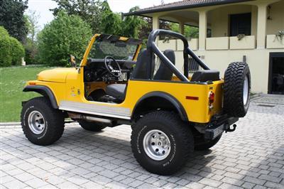 1978 CJ7 Cristiano 2