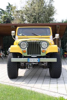 1978 CJ7 Cristiano 3
