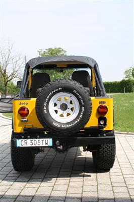 1978 CJ7 Cristiano 5