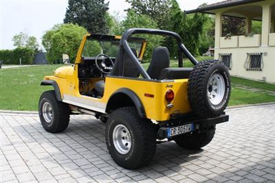 1978 CJ7 Cristiano 8