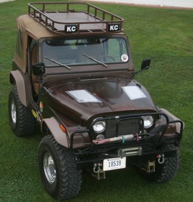 Dan's Jeep CJ 1979 CJ5!