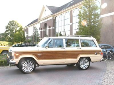 1983 Wagoneer Limited