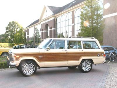 1983 Wagoneer Limited