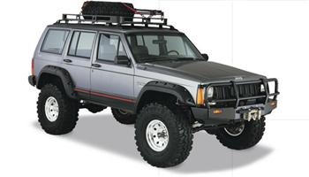 1989 Accessorized XJ Jeep Cherokee!