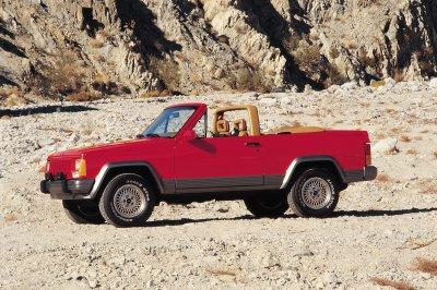 Jeep Concept (1990 Freedom)!