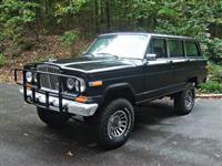 Clint's 1991 Jeep Grand Wagoneer