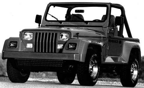 Jeep Renegade 1991 Wrangler YJ