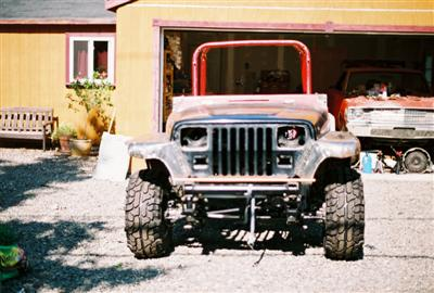 Jeep Project 91 YJ/Willys Blend 4