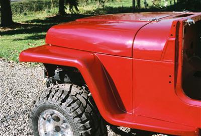 Jeep Project 91 YJ/Willys Edward 5