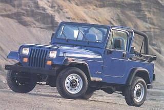 1994 Wrangler YJ