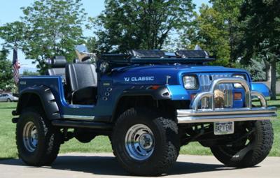 Prem's 1994 Jeep YJ