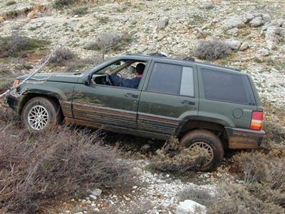 Orvis Jeep Photos 1
