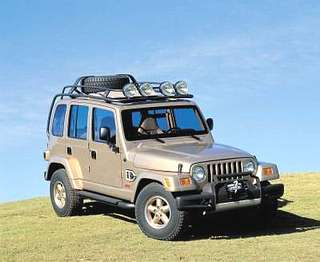 Jeep Concept (1997 Dakar)!