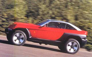 Jeep Concept (1998 Jeepster)!
