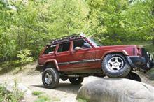 Matt's 1999 Cherokee XJ