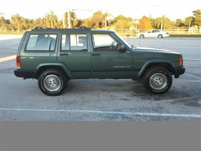 2000 Jeep Cherokee XJ