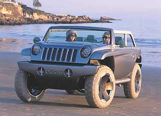 Jeep Concept (2001 Willys)!