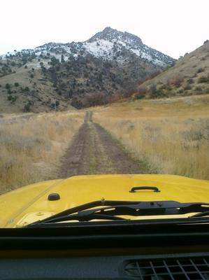 '02 TJ at Providence Canyon