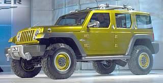 Jeep Concept (2004 Rescue)!
