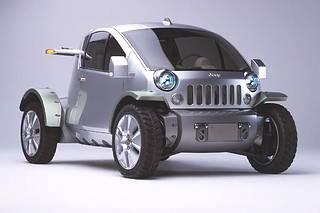 Jeep Concept (2004 Treo)!