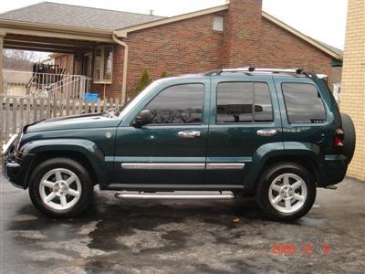 2005 Jeep Liberty (File Photo)