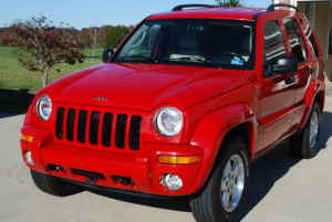 Jeep Liberty 4x4  (File Photo)