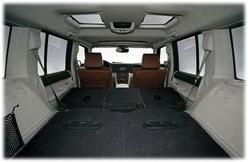 Jeep Commander Fold Down Seats
