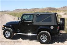 2006 Wrangler Unlimited Geronimo