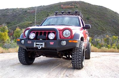 2007 Jeep Liberty Off Road by Rocky Road Outfitters