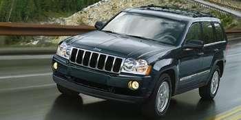 2007 Jeep Grand Cherokee!