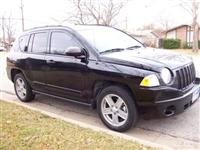 Paige's 2008 Jeep Compass