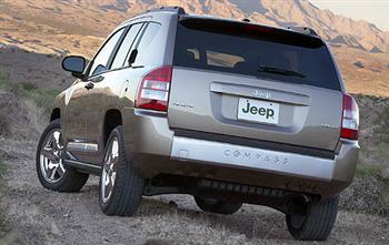 2008 Jeep Compass!