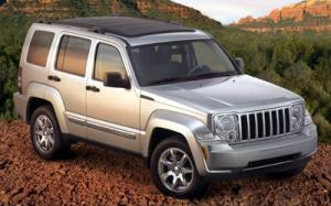 2010 Jeep Liberty (File Photo)