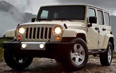 2011 Jeep Wrangler Unlimited!