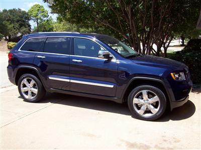 Bill's 2012 Jeep Grand Cherokee
